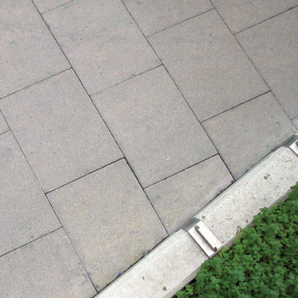 Grey British standard D50 Paving slab L900mm W600mm