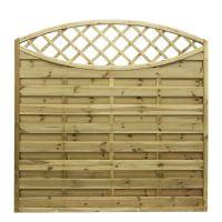 Lattice Fence Panels | DIY