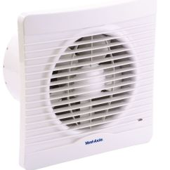 Kitchen Ventilation Fans And Bath Remodeling Contractors Vent Axia Sil150x Extractor Fan D 147mm