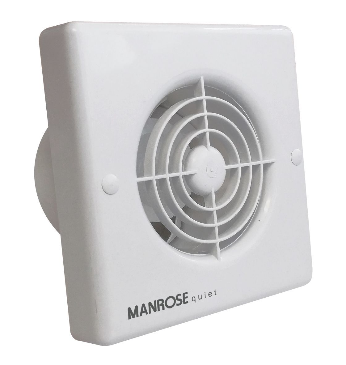 bathroom fan with timer wiring diagram frog dissection labeled manrose qf100t extractor d 98mm