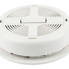 Kitchen Smoke Detector Bbq Dicon Ionisation Alarm Departments Diy At B Andq