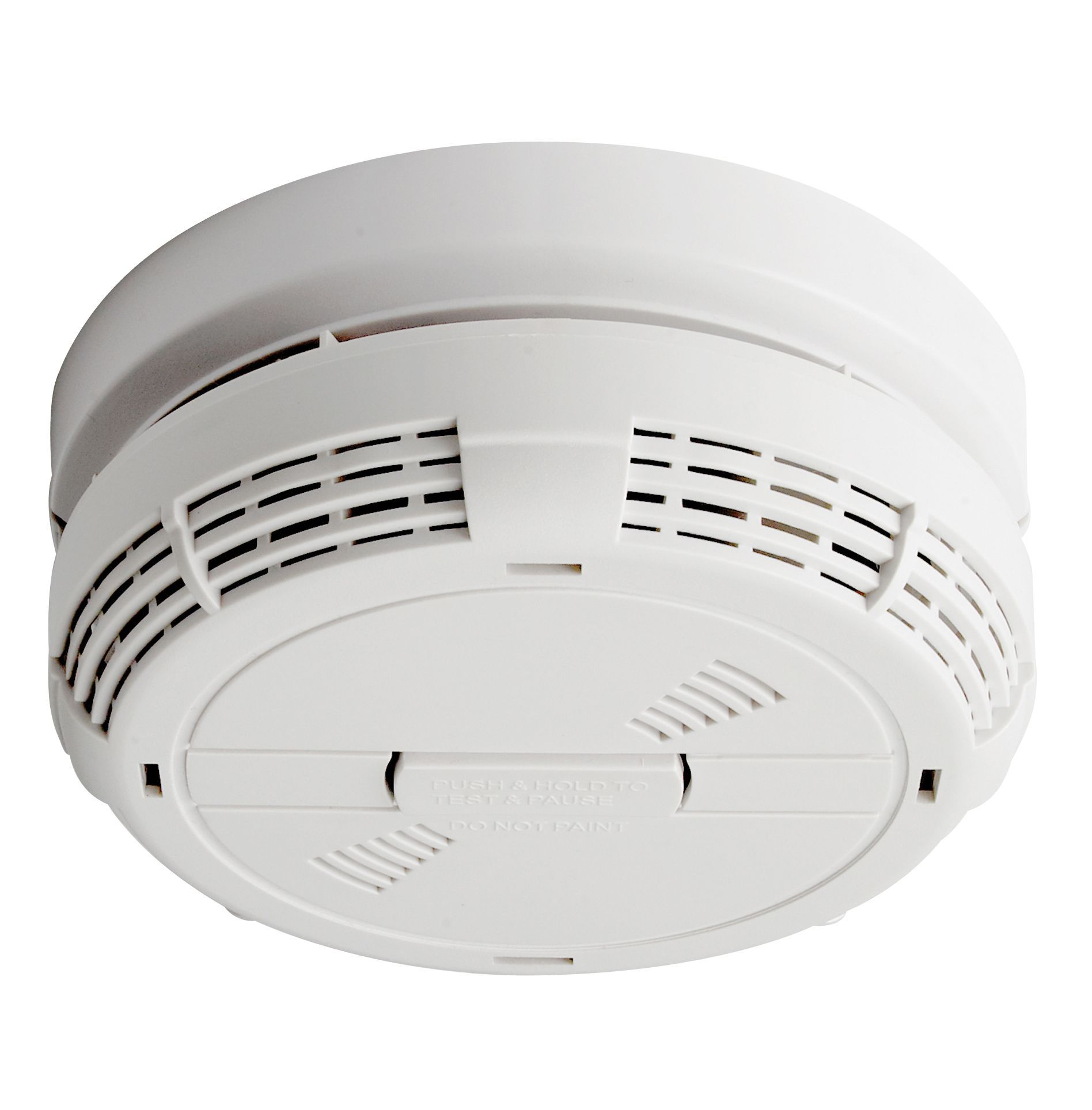 kitchen smoke detector touch on faucet fireangel optical mains powered alarm departments