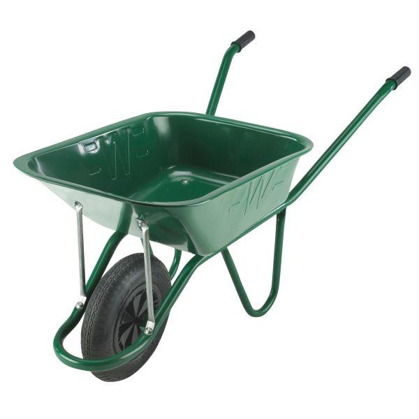 walsall green 90l wheelbarrow