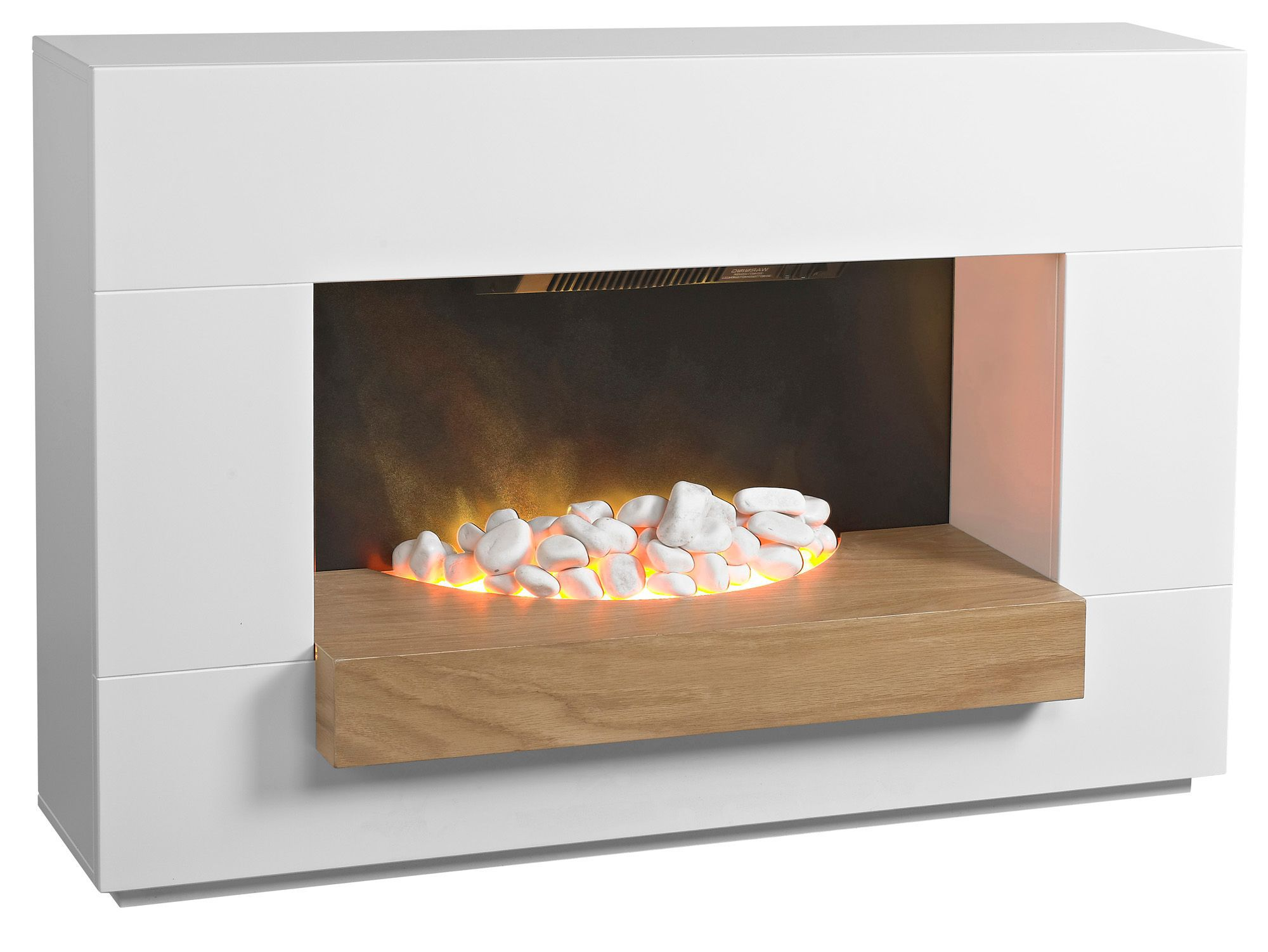 mini kitchen appliances hgtv remodel blyss carlisle electric fire suite | departments diy at b&q