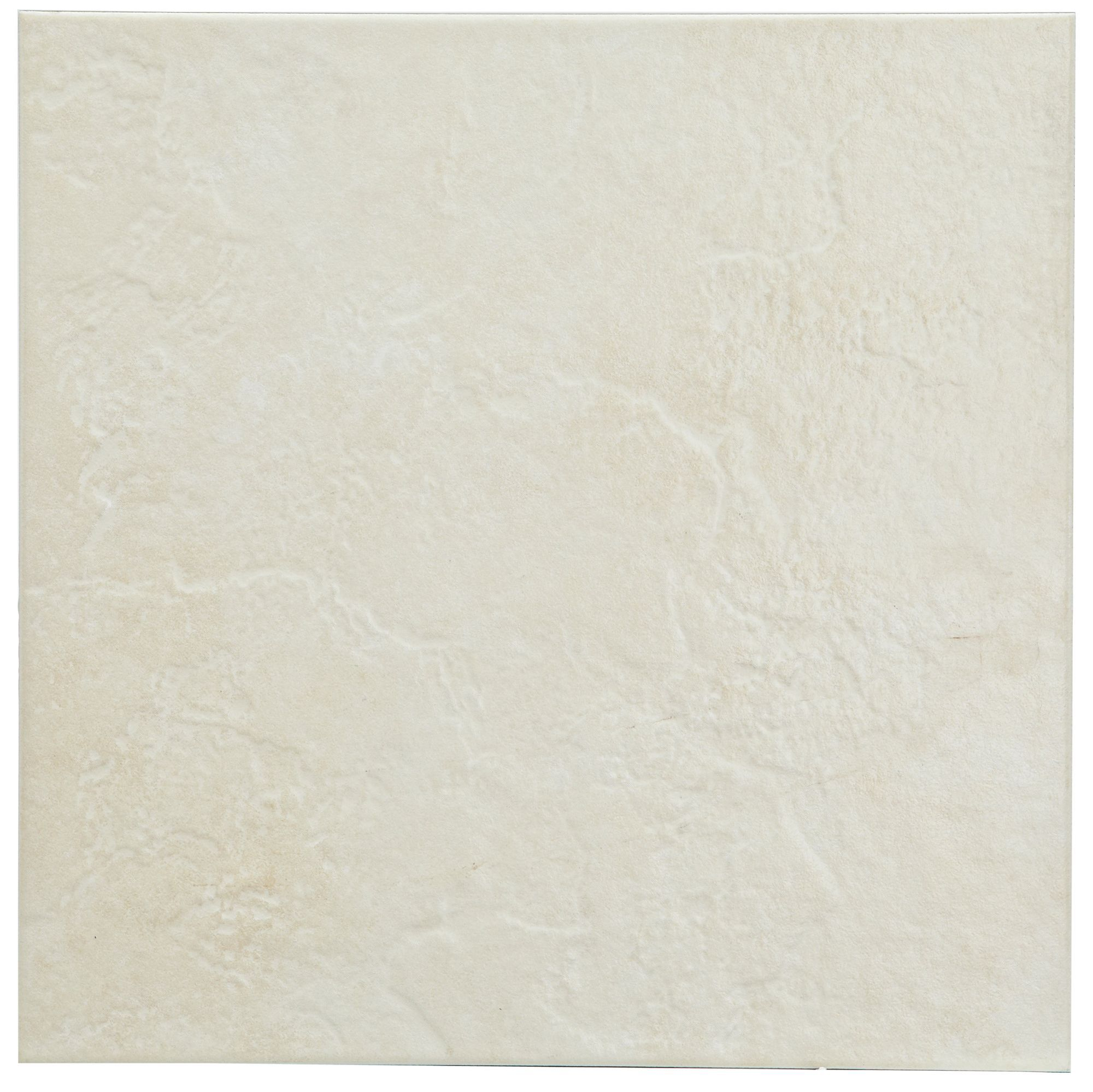 Cara White Amp Silver Ceramic Border Tile L200mm W50mm