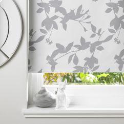 Mini Kitchen Appliances Unique Cabinet Pulls Colours Pheacia Corded Grey & White Roller Blind (l)160 Cm ...