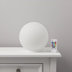 Play Kitchens For Kids Kitchen Cabinet Faces Glam White Mood Lamp   Departments Diy At B&q