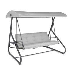 Swing Chair Canopy Replacement Stylish Rocking Malibu 2 Seater Garden Seat
