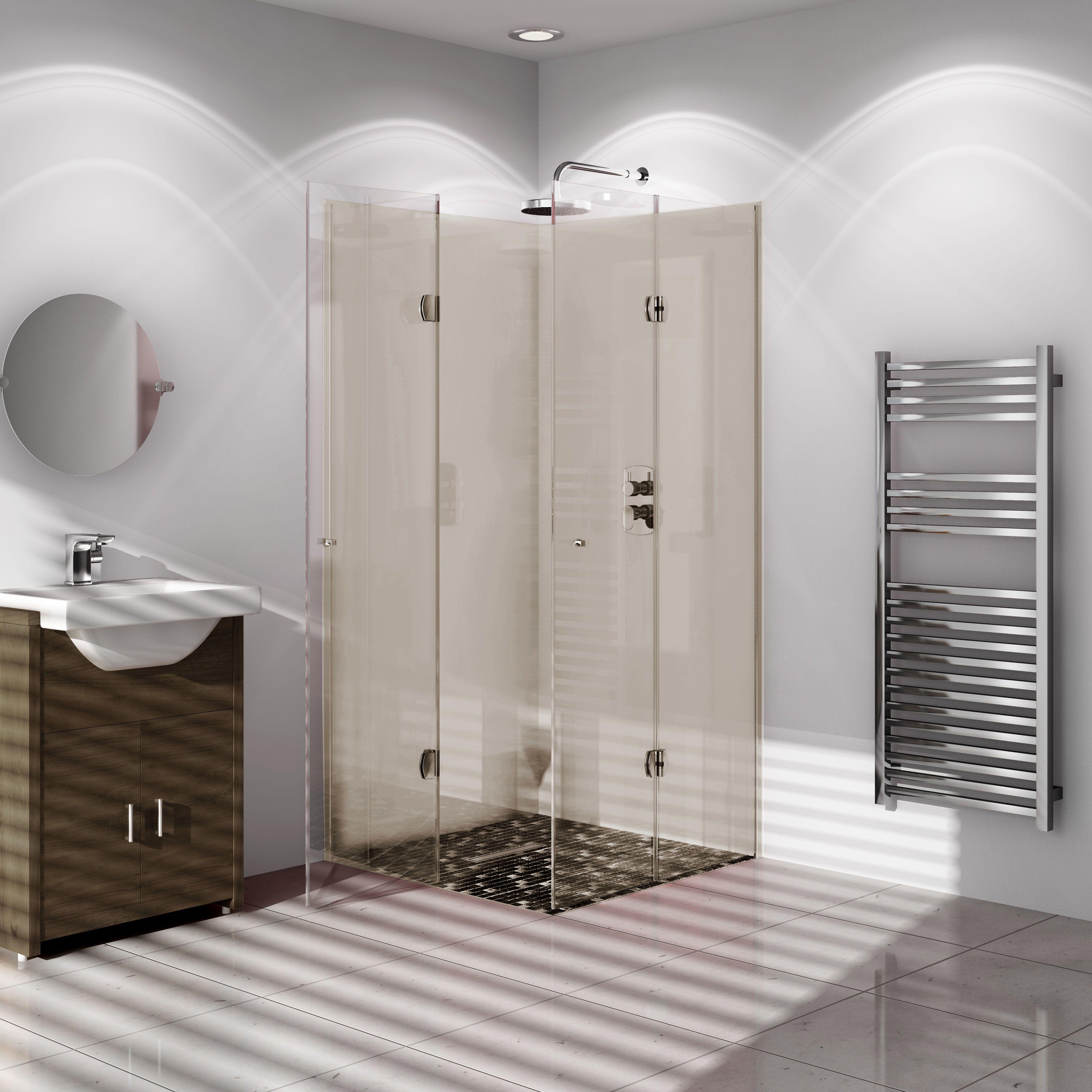 Vistelle Safari Single Shower Panel L244m W122m T