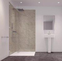 Splashwall Panels For Shower Enclosures. Splashwall Shower