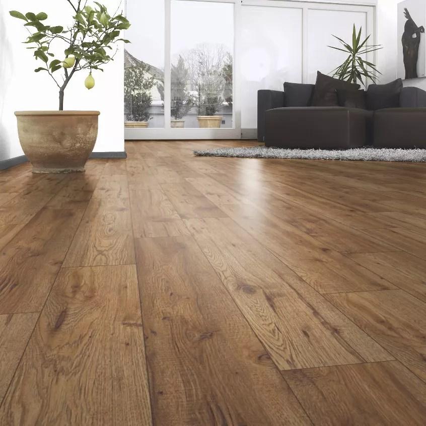 Ostend Oxford oak effect Laminate flooring Sample  Departments  DIY at BQ