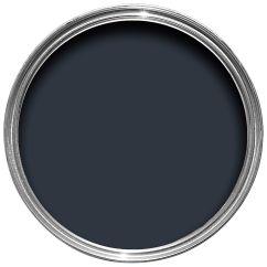 Outside Kitchen Cabinets Cafe Themed Decor Colours Premium Deep Blue Sea Silk Emulsion Paint 2.5l ...
