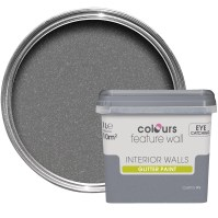 Colours Feature Wall Cosmic Sky Glitter Effect Emulsion ...
