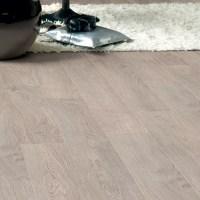 Quickstep Calando Light Grey Oak Effect Laminate Flooring ...
