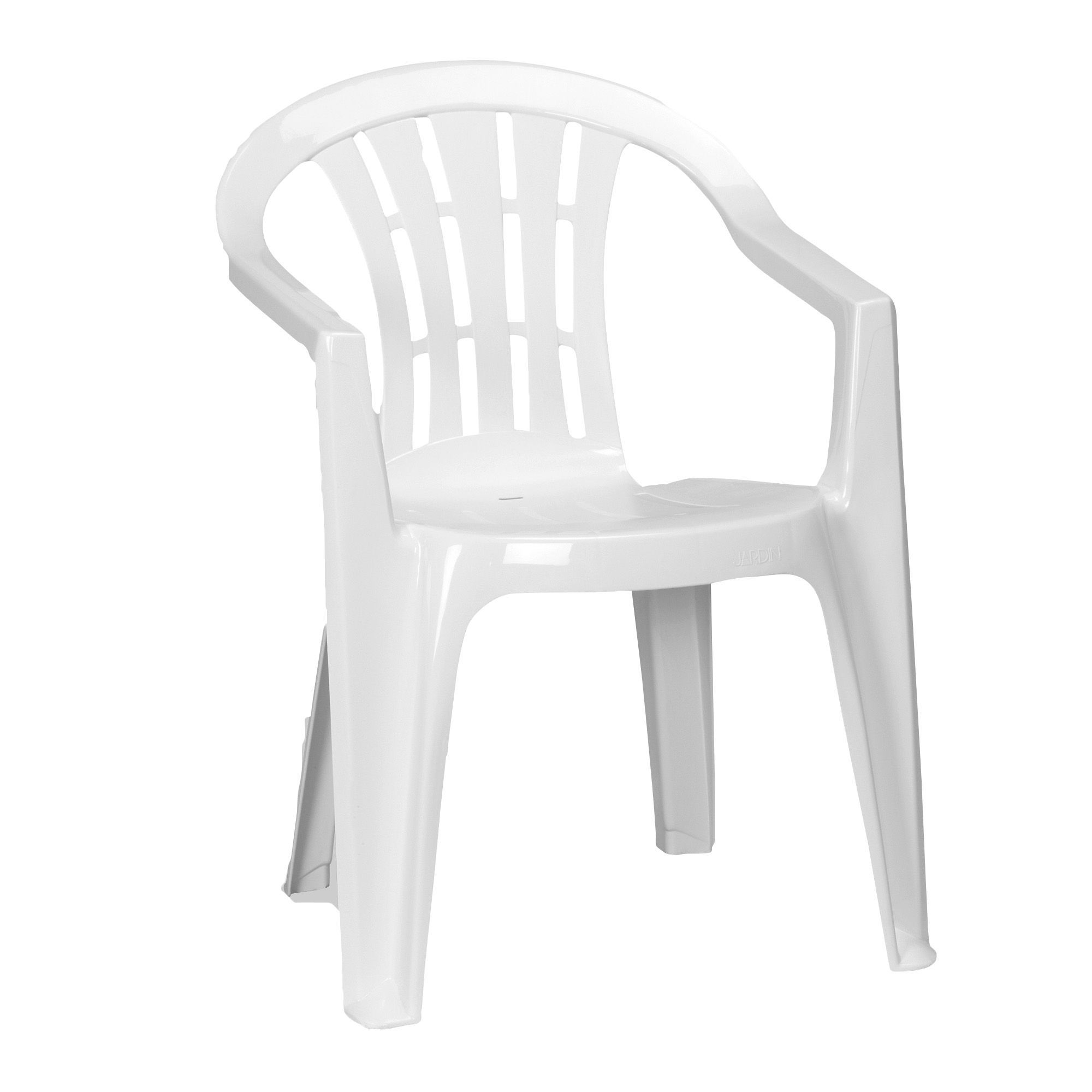white lawn chairs plastic dicks sporting goods cuba chair departments diy at b andq
