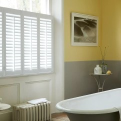 Kitchen Window Shutters Childrens Wooden Play California Diy At B Q Made From High Grade Polyvinyl These Are 100 Waterproof And Highly Durable They Ideal For Rooms With A Level Of Humidity Such As