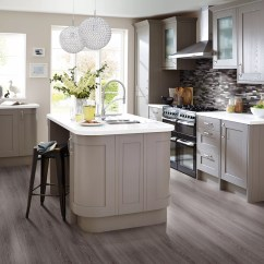 B&q Kitchens Solid Wood Toy Kitchen Cooke Lewis Carisbrooke Taupe Fitted Diy At B Q