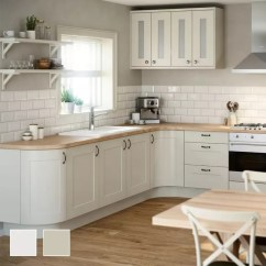 Model Kitchens Bling Kitchen Backsplash Fitted Traditional Contemporary Diy At B Q Stonefield