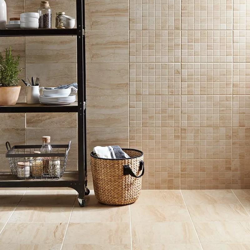 kitchen tile floor cabinets greenville sc tiles diy at b q