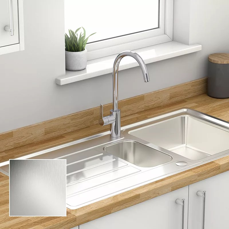 stainless kitchen sinks wood play set steel