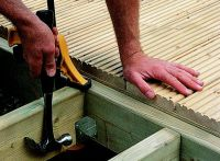 How to extend a deck   Ideas & Advice   DIY at B&Q