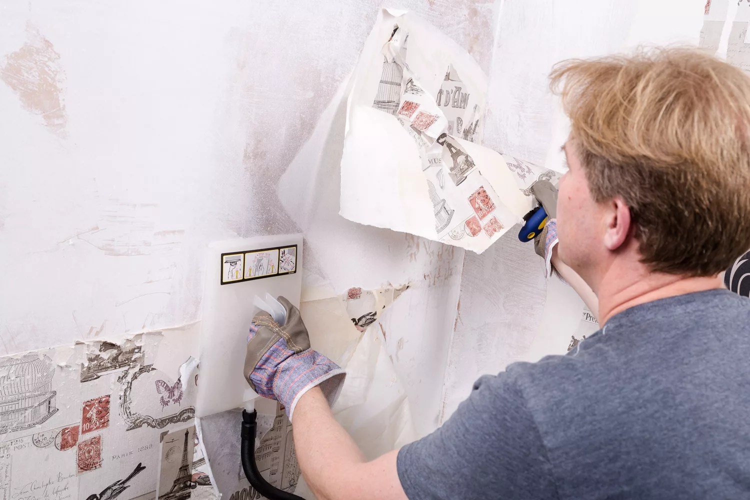How to remove wallpaper  Ideas  Advice  DIY at BQ