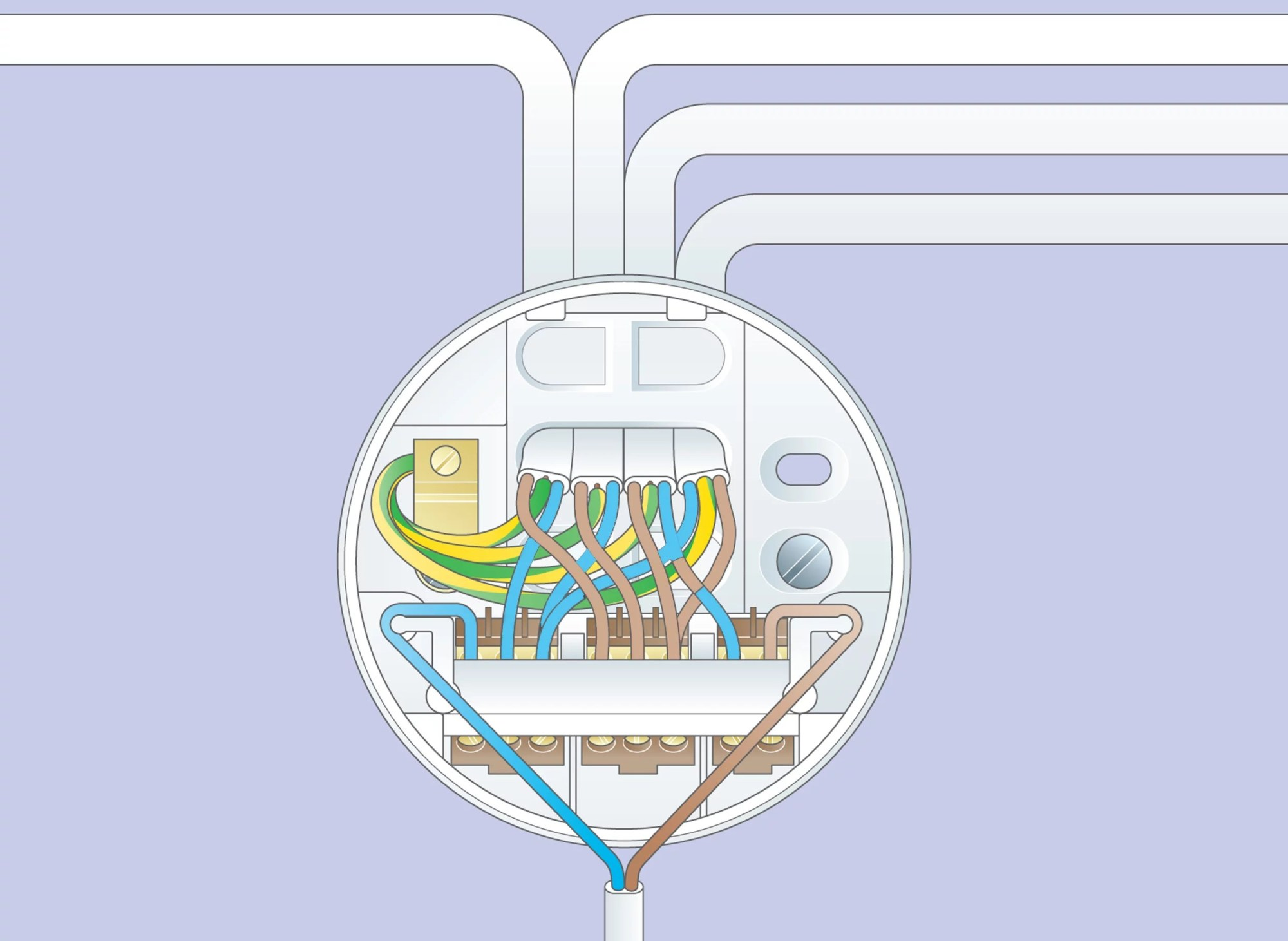 hight resolution of electrical wiring for lamp