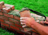 How to repair & build a brick garden wall | Ideas & Advice ...