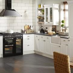 B&q Kitchens Quartz Kitchen Countertops It Chilton White Country Style Fitted Diy At B Q