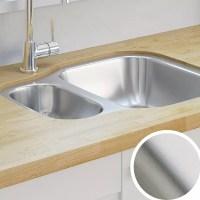 Kitchen Sinks | Metal & Ceramic Kitchen Sinks | DIY at B&Q