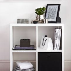 Ikea Metal Kitchen Shelves Console Home Storage | Solutions Diy At B&q