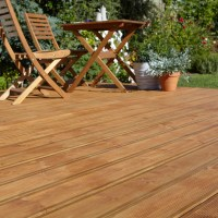 How to build a basic, ground-level deck | Ideas & Advice ...