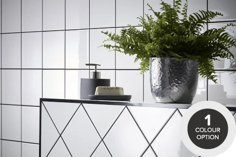 large floor tiles for kitchen cupboards ideas tiling ranges | coloured, black & white
