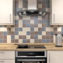Kitchen Wall Tiles Cabinet Replacement Shelves How To Tile A Ideas Advice Diy At B Q Tiled With