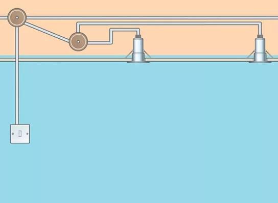 Wiring Diagram For Bathroom Downlights | Bathroom Spotlight Wiring Diagram |  | Wiring Diagram