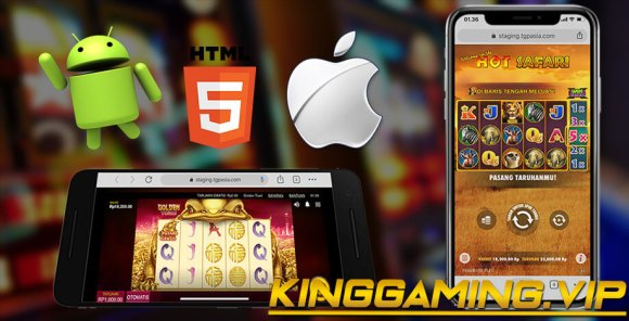 Slot Android dan iOS