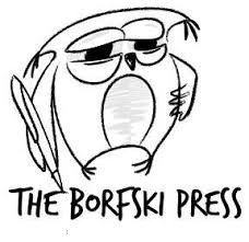 """""""Atmospheres"""" To Be Published By The Borfski Press"""