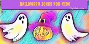 Halloween Jokes For Kids Infographic