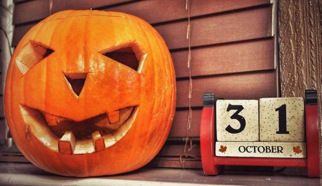 halloween is Oct 31st Jack-O-Lantern