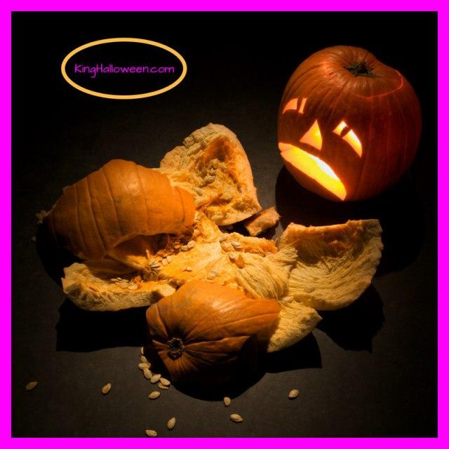 Creative Pumpkin Ideas Smashed