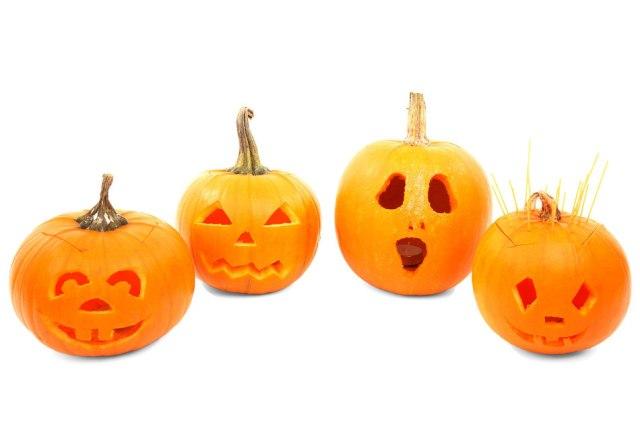 Four Cool Halloween Pumpkin Ideas