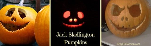 Jack Skellington Pumpkin graphics