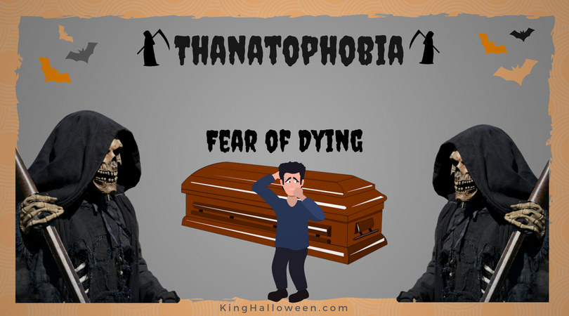 Thanatophobia fear of being buried alive