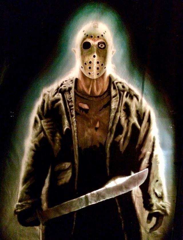 Jason Voorhees Horror Villain Friday the thirteenth
