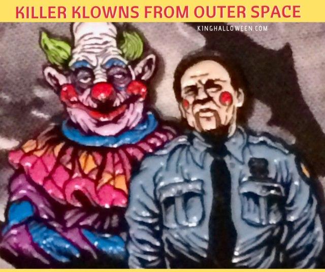 Killer Klowns Jumbo and Mooney