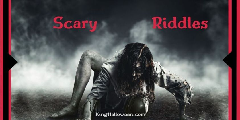 Scary Riddles Answers