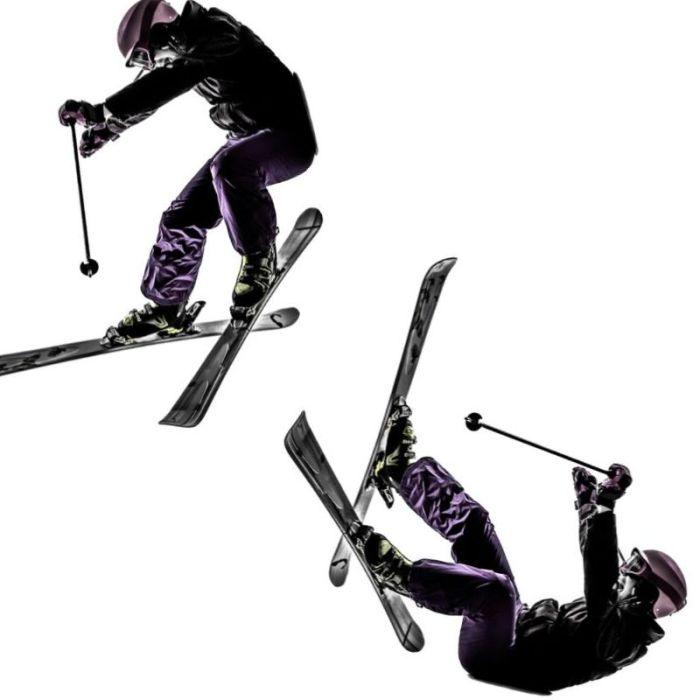 Ski Accident Riddle