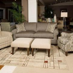 Bentley Sofa By King Hickory Clearance Real Leather Sofas