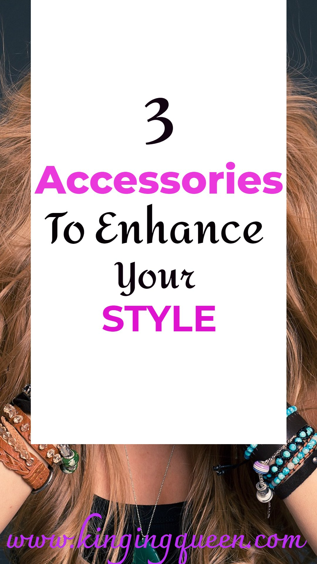 accessories to enhance your style