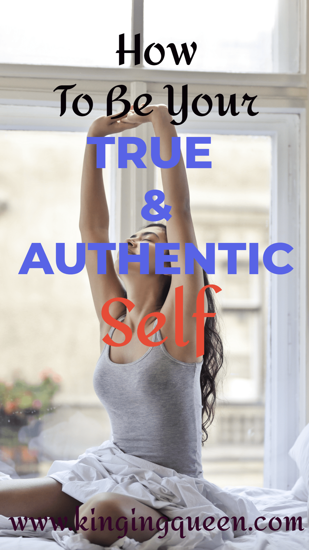 how to stay true to yourself